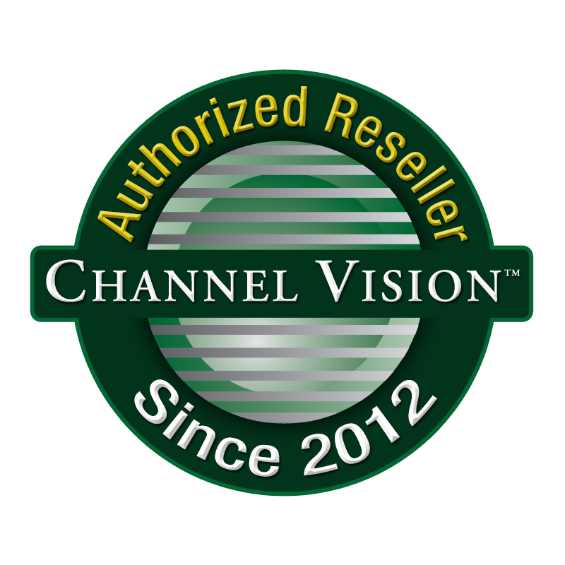 Channel Vision Authorized Reseller Logo