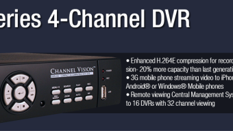 DVR-43G – 4 Channel Security DVR Demo