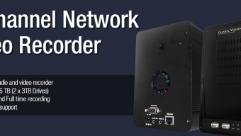 NVR-4 – 4-Channel Network Video Recorder